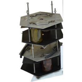 Комплект (из 2-х кассет) для автоклава «ФермерНерж» на 125 л