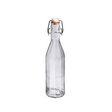 Бутылка «Грань» 0,5 л с механической крышкой