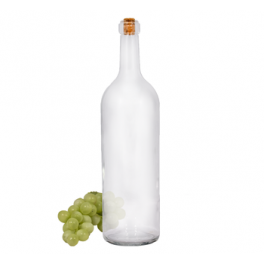 Бутылка «Русская четверть» 3 л