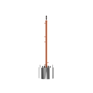 Самогонный аппарат Cuprum&Steel ROCKET 35 10 л