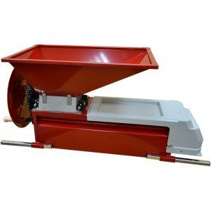Измельчитель с гребнеотделителем «MOLINARA» крашеная сталь