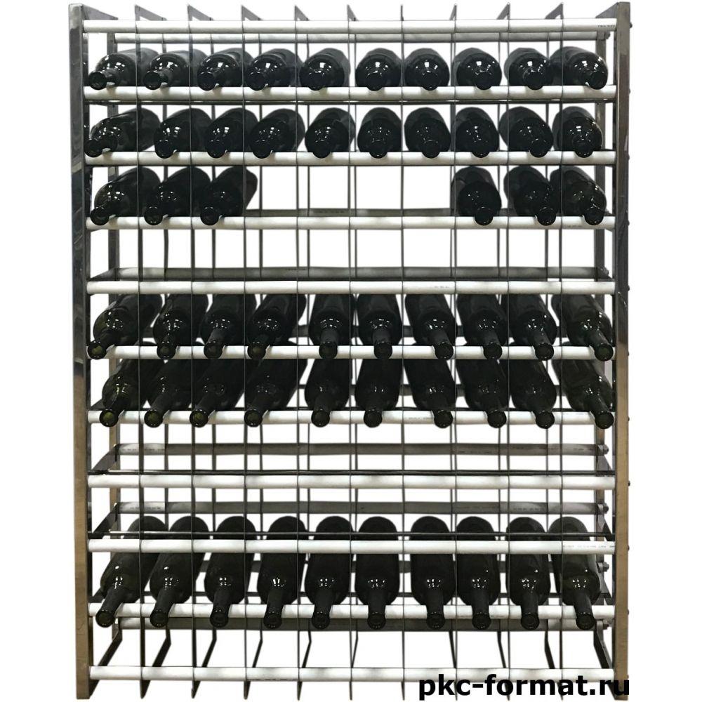 Стеллаж для хранения бутылок
