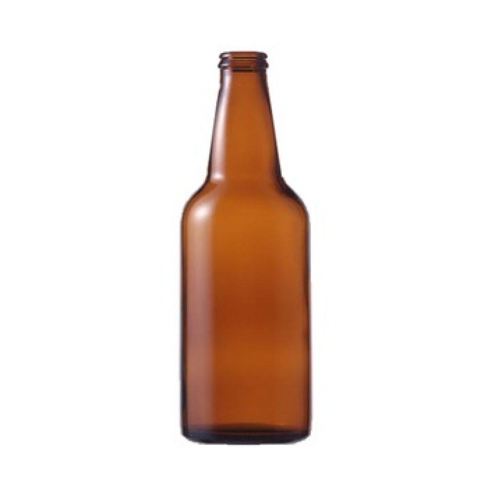 Купить Стеклянная бутылка для пива 0,66 л в Абакане