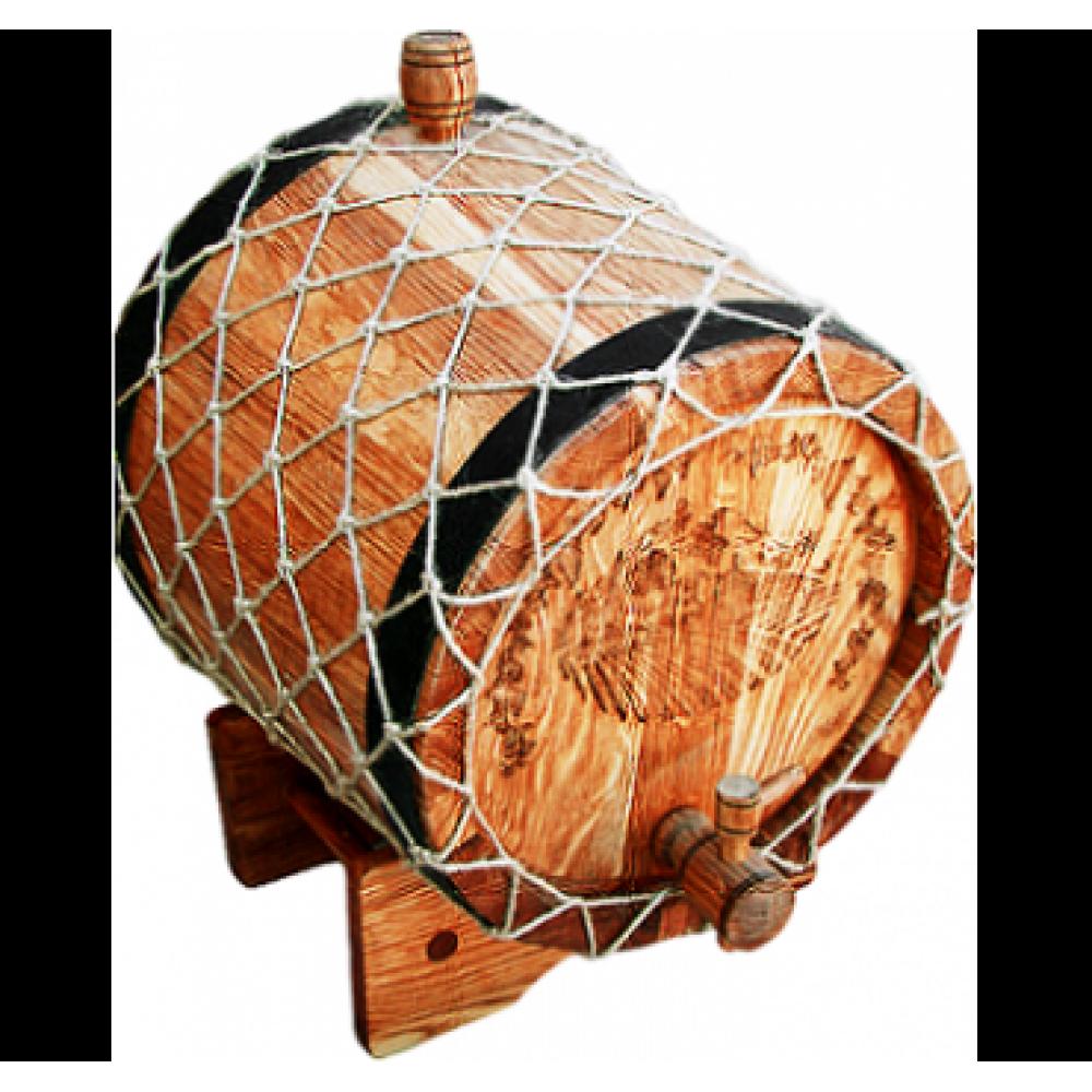 Купить Жбан 12 л Премиум (Кавказский дуб) в Абакане