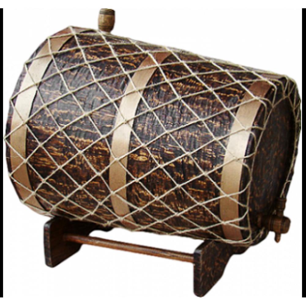 Купить Жбан под старину 25 л Премиум (Кавказский дуб) в Абакане