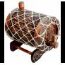 Купить Жбан под старину 3 л Премиум (Кавказский дуб) в Абакане