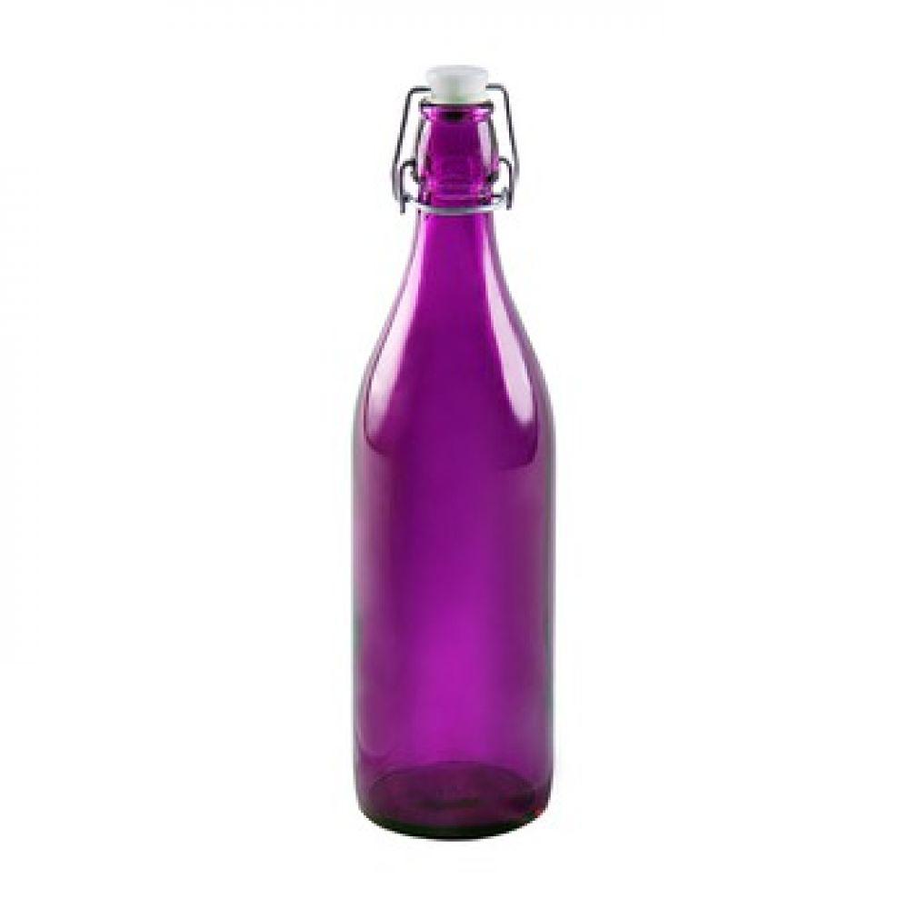 Бутылка фиолетовая 1 л в Абакане