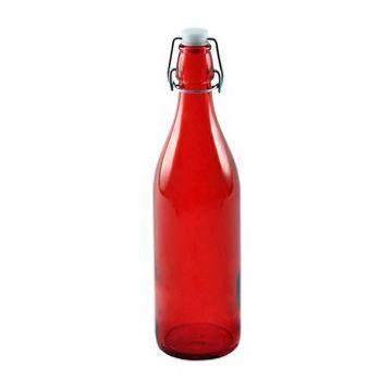 Бутылка красная 1 л