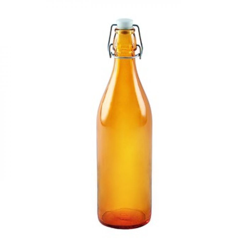Бутылка оранжевая 1 л в Абакане
