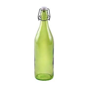 Бутылка зеленая 1 л