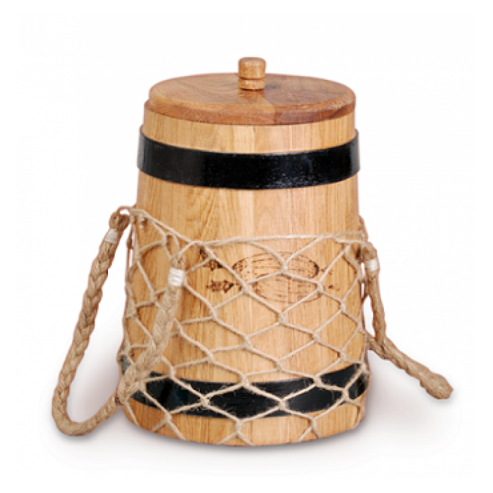 Купить Кубельчик дубовый 4 л (кавказский дуб) в Абакане