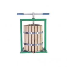 Пресс для сока Вилен 25 л (дуб)