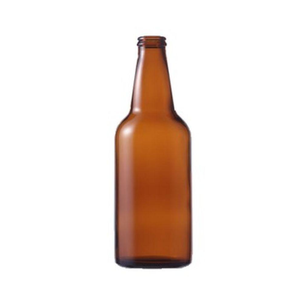 Купить Стеклянная бутылка для пива 0,5 л в Абакане