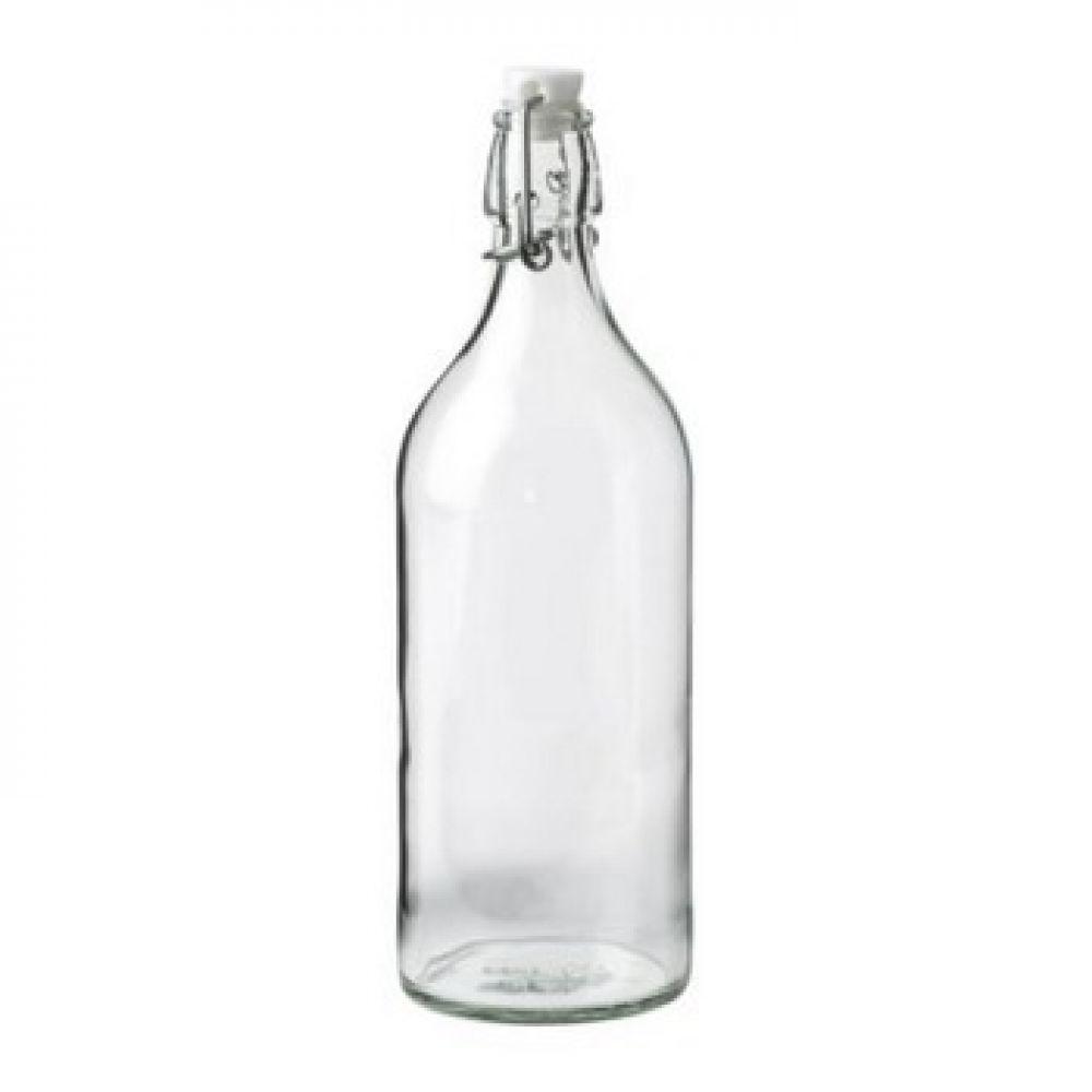 Бутылка с герметичной пробкой 1 л в Абакане