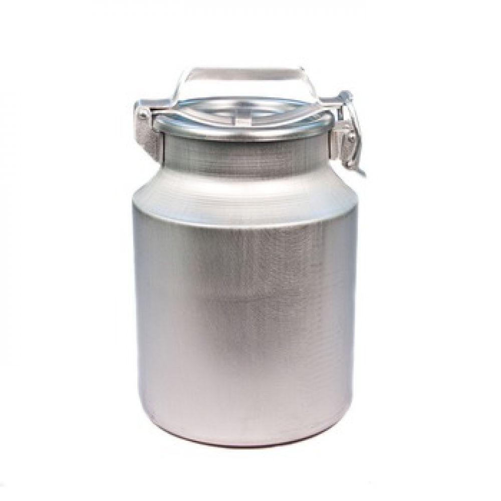 Алюминиевый бидон 10 литров
