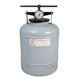 Газовые автоклавы для консервирования