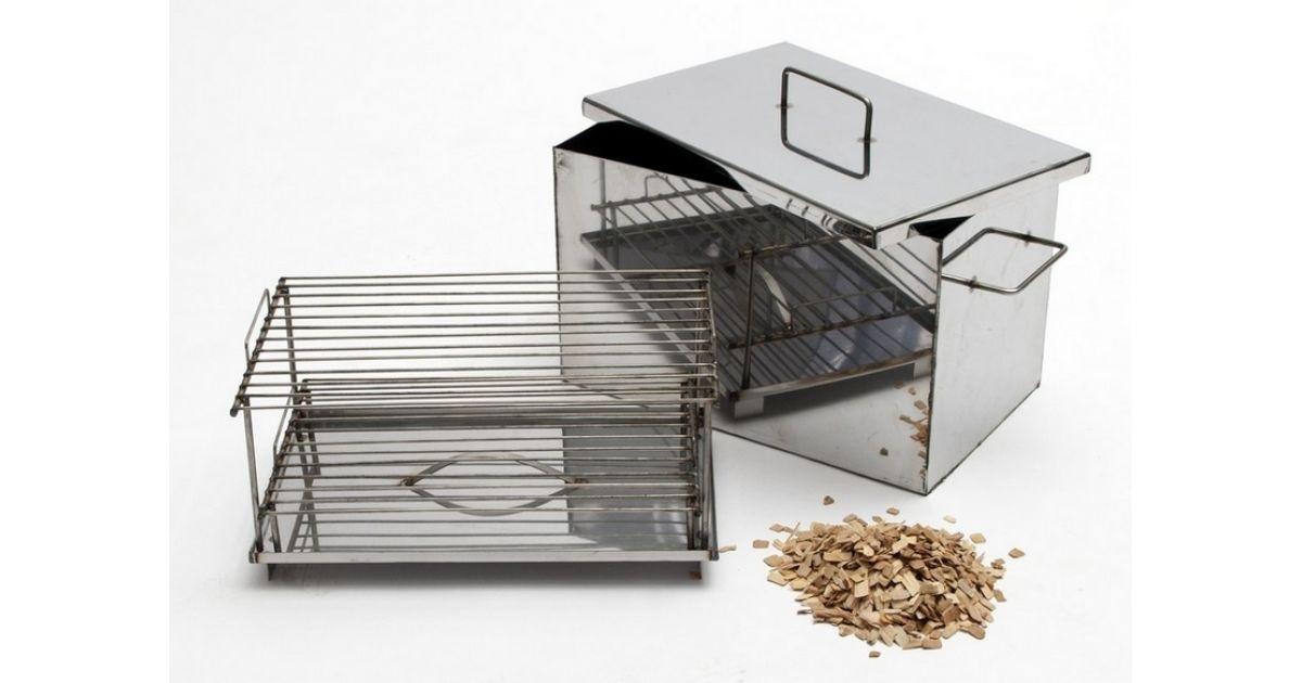 Коптильня горячего копчения с гидрозатвором купить в москве мини пивоварни устройство