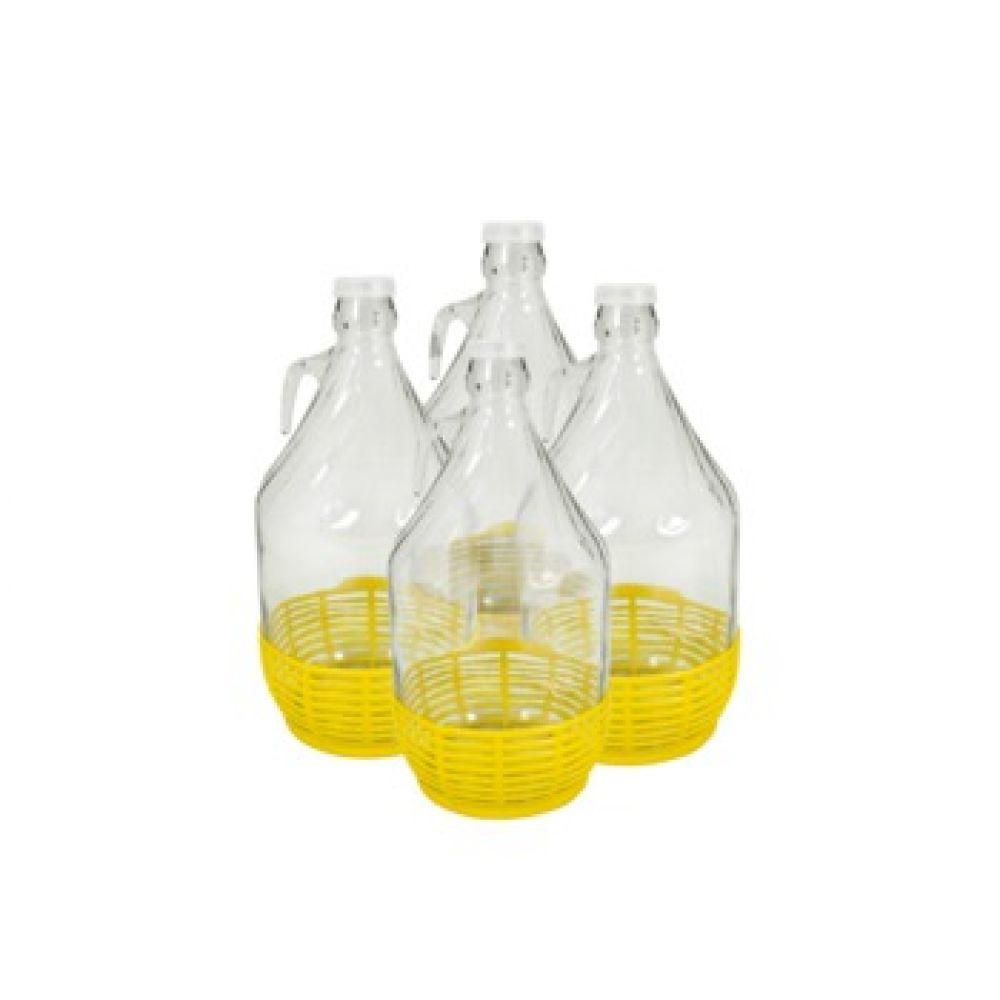 Купить Комплект бутылей «Стелла» 5 л (4 шт.) в Уфе