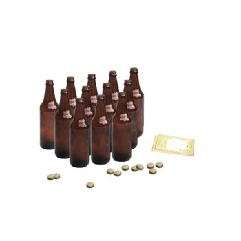 Комплект пивных бутылок «Бавария» в Абакане