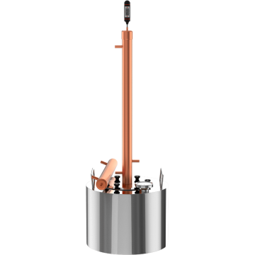 Самогонный аппарат Cuprum&Steel DE LUXE 40 л