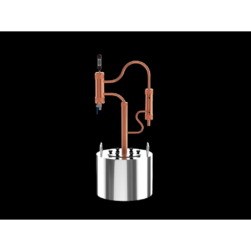 Самогонный аппарат Cuprum&Steel GALAXY 30 л