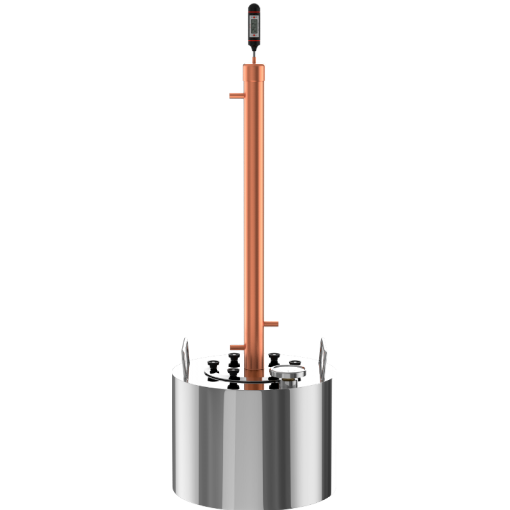 Самогонный аппарат Cuprum&Steel LUXE 20 л