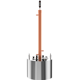 Самогонный аппарат Cuprum&Steel LUXE 10 л