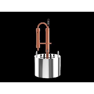 Самогонный аппарат Cuprum&Steel OMEGA PLUS 10 л
