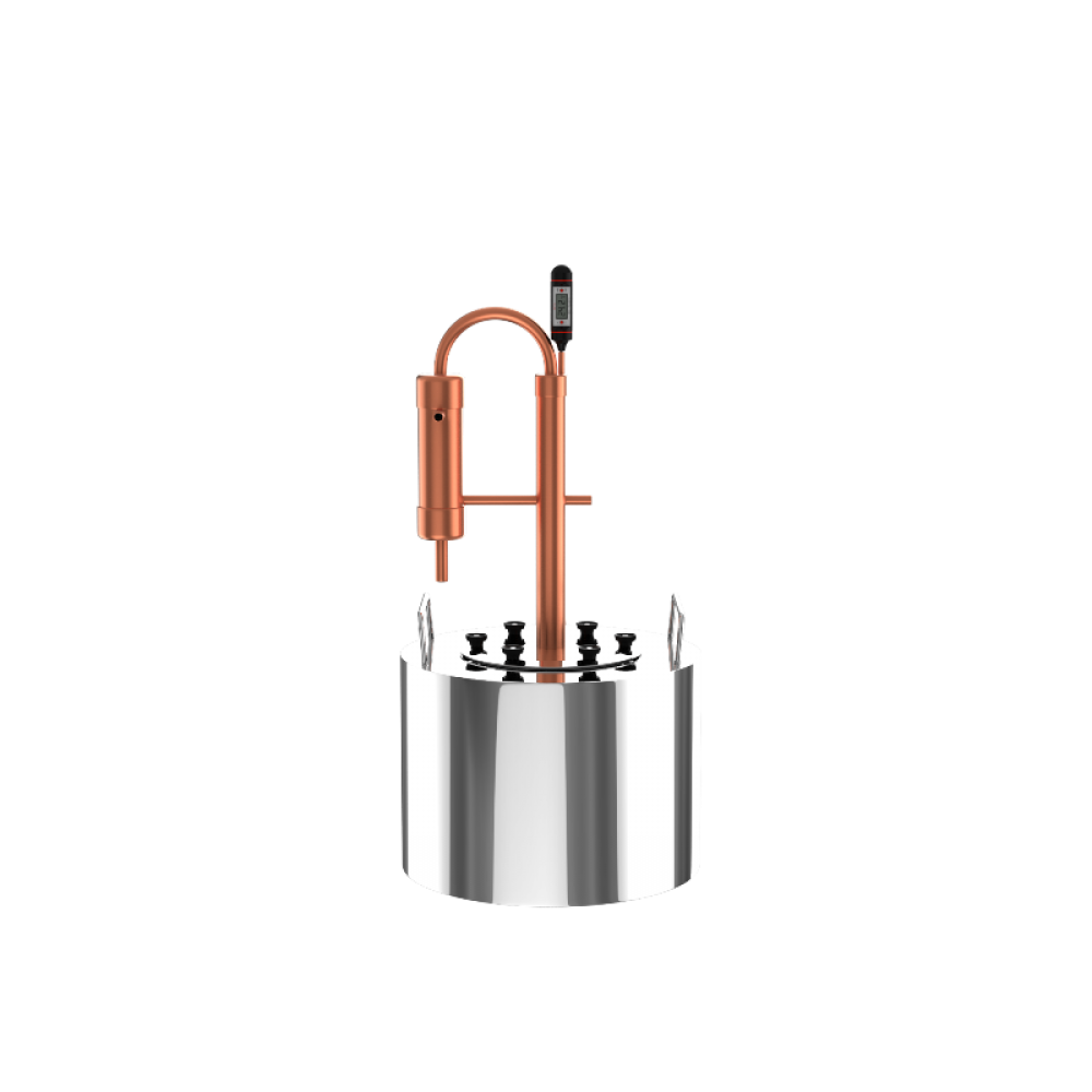 Самогонный аппарат Cuprum&Steel OMEGA 2 10 л