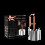 Самогонный аппарат Cuprum&Steel OMEGA 2 15 л