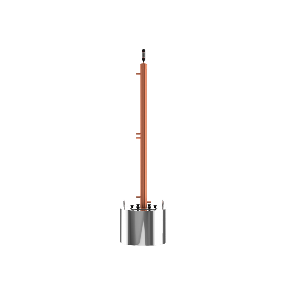 Самогонный аппарат Cuprum&Steel ROCKET 42 30 л