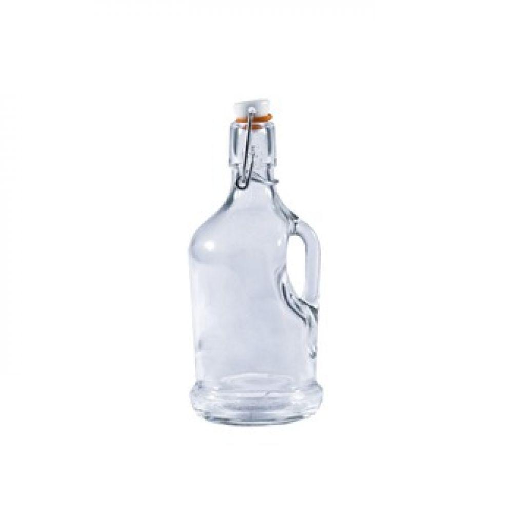 Купить Стеклянная бутылка «Сифон» 0,5 л с ручкой в Уфе