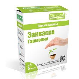 Закваска-пробиотик Гармония БакЗдрав