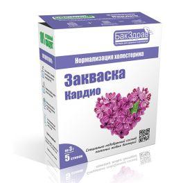 Закваска-пробиотик Кардио БакЗдрав