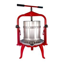 Ручной пресс FI 25  20 л для отжима соков