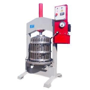 Пресс Oprema 40I электрогидравлический 68 л  для отжима соков