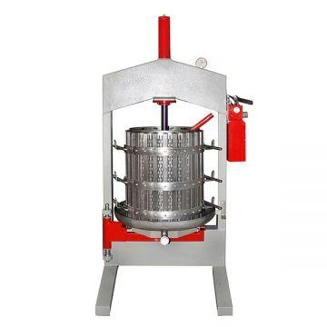 Пресс Oprema 40I ручной гидравлический 68 л  для отжима соков