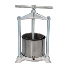 Ручной пресс Pl10  2,5 л  для отжима соков