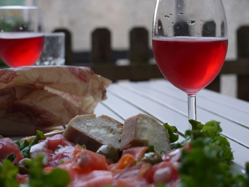 Вино из роз