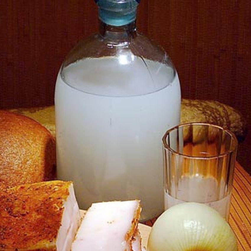 Рецепт приготовления самогона из сахара и дрожжей