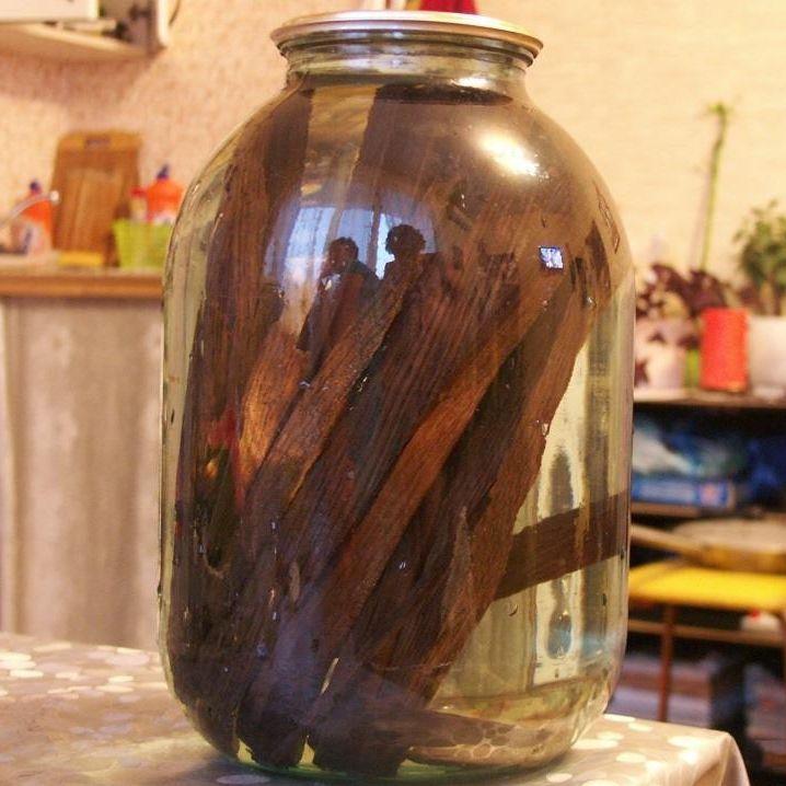Рецепт приготовления самогона на дубовой щепе