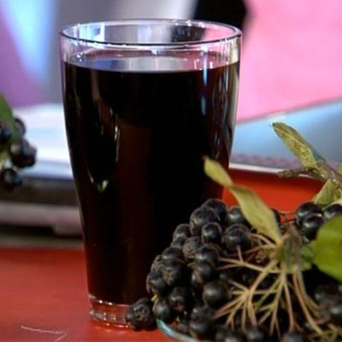 Рецепт приготовления вина из черной рябины