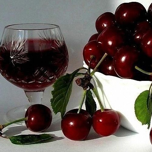 Рецепт приготовления вина из вишни